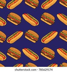 Imágenes Fotos De Stock Y Vectores Sobre Hot Dog Wallpaper
