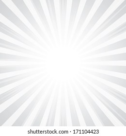 popular abstract white rays background television vintage