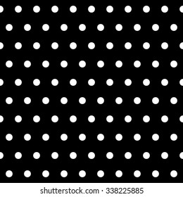 popular black vintage dots abstract pastel pattern seamless background