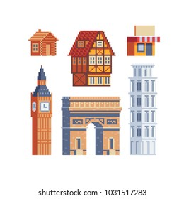 Pixel Art London Images Stock Photos Vectors Shutterstock
