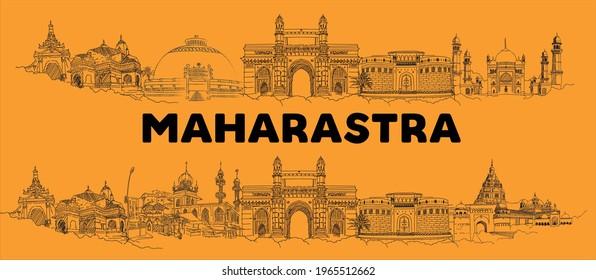 Popular City in Maharashtra, India