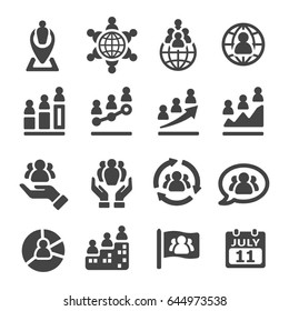 population icons