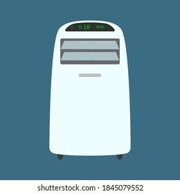 Portable Air Conditioner, mobile air conditioner