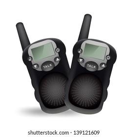 portable radio sets