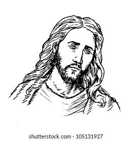 Portrait of Jesus