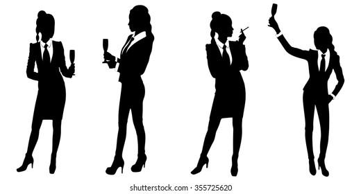 Portrait of joyful friends toasting