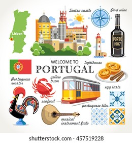 Portugal set objects