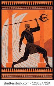 poseidon greek mythology god