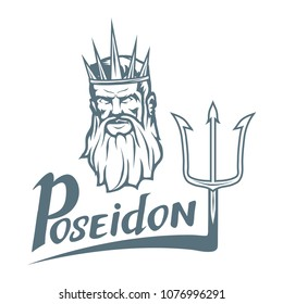 Poseidon Drawing Images Stock Photos Vectors Shutterstock