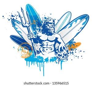 poseidon surfer 4