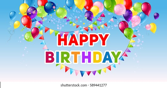 birthday banner images stock photos vectors shutterstock