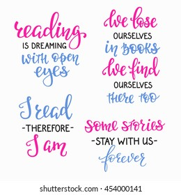 Quotes On Reading Images, Stock Photos & Vectors | Shutterstock