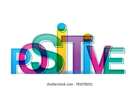 Positive word concept