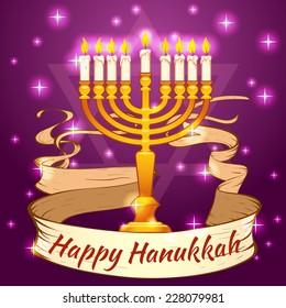 Postcard - Happy Hanukkah