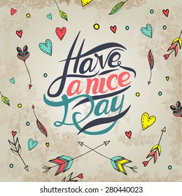Royalty Free Have A Nice Day Images Stock Photos Vectors