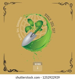 Poster for December 5 - Global Soil Resources - World Soil Day