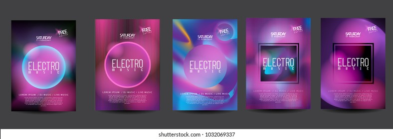 poster electronic dance music