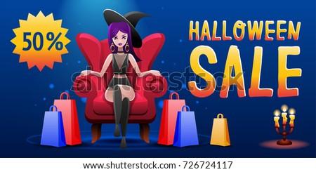 Sexy animated halloween fun