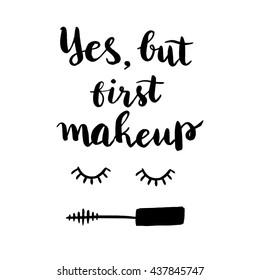 Makeup Quotes Images, Stock Photos \u0026 Vectors