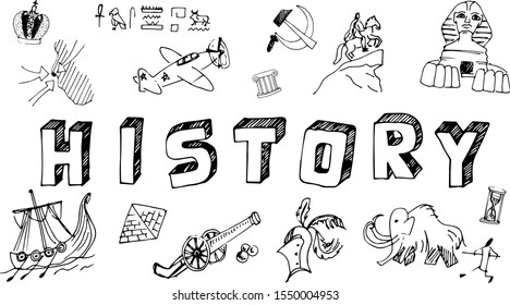 History Subject Icon High Res Stock Images Shutterstock