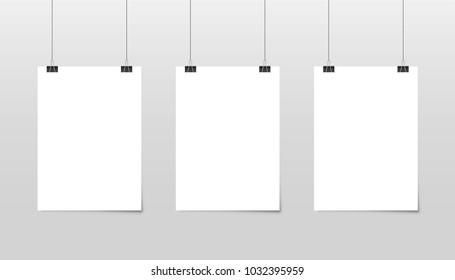 Binder Clip Images, Stock Photos & Vectors | Shutterstock