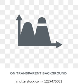 Poverty trap icon. Trendy flat vector Poverty trap icon on transparent background from business   collection. High quality filled Poverty trap symbol use for web and mobile