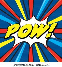 POW! Pop Art