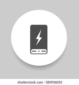 Power Bank. Vector Illustration