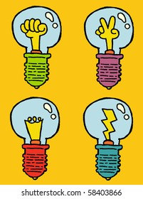 power bulbs