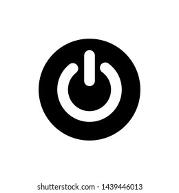 Power button symbol icon vector illustration