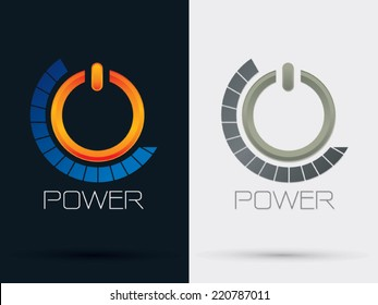 power button logo images stock photos vectors shutterstock rh shutterstock com power button lockout fix power button lockout monitor