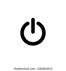 Power icon. Power Switch Icon