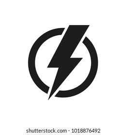 Power icon. Vector