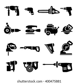 Power Tool - set icons