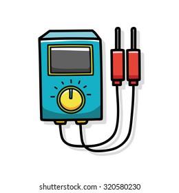 power transformer doodle