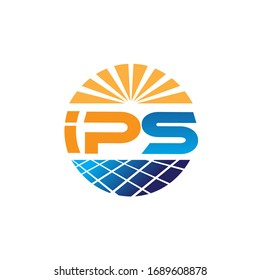 powers cell solar energy logo designs