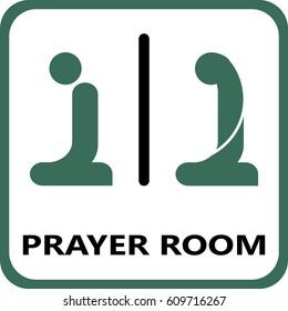 Prayer room icon