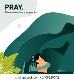 Prayer, salat, sujud, islam, aliwpurbo