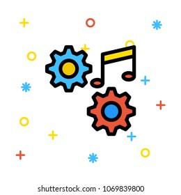 preference melody music