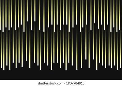 premium background with luxury dark golden geometric elements. Rich background for poster, banner, flyer etc. Vector EPS