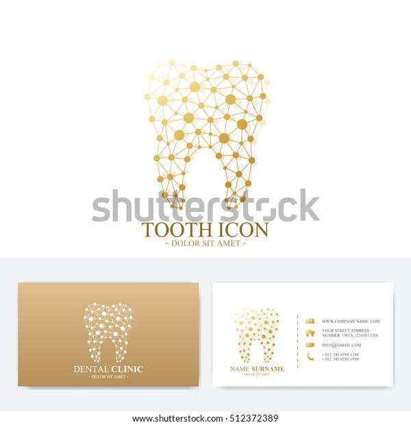 Premium Visitenkarte Vorlage Drucken Besuch Der Dental