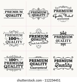 Premium Quality collection