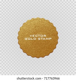 Premium quality golden label .Gold sign. Shiny, luxury badge. Best choice, price. Limited edition. Sale sticker. Logo of trendy star shape. Sunburst design elements. Gold postal stamp and postmark.