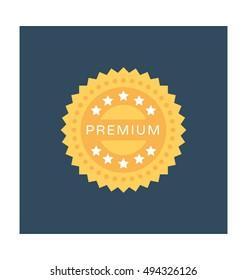 Premium Service Vector Icon