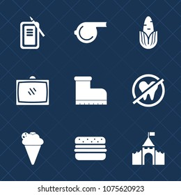 Premium set with fill icons. Such as castle, pen, room, inkstone, ink, vegetable, style, referee, building, ice, tv, game, fresh, dental, cream, white, medieval, judge, tool, hamburger, equipment