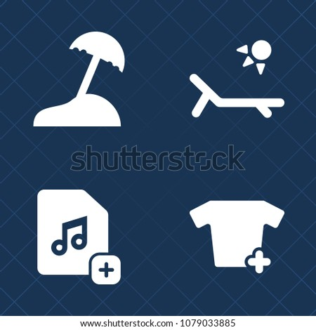 77e94c014715d Premium Set Fill Vector Icons Such Stock Vector (Royalty Free ...