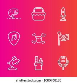 Vectores, imágenes y arte vectorial de stock sobre Stationery On