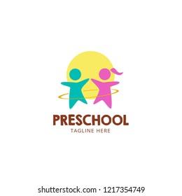 Preschool Logo Design