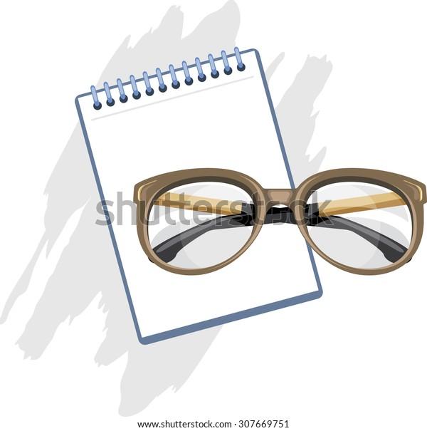 prescription-reading-glasses-vector-600w