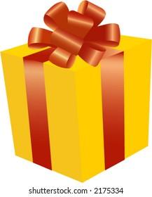 present in yellow box